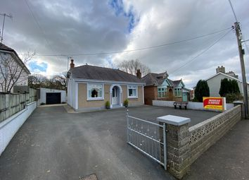 Thumbnail 2 bed detached bungalow for sale in Llanybydder
