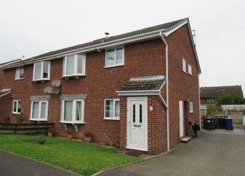 Thumbnail 2 bed flat for sale in Kingsway Close, Rossington