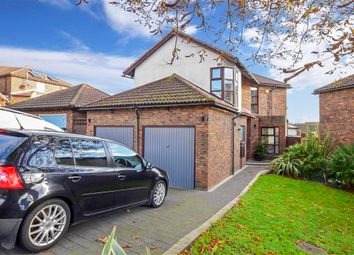 Thumbnail 4 bed detached house for sale in The Vale, Basildon, Essex