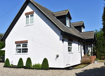 Thumbnail 4 bed detached house for sale in New Road, Fritton, Great Yarmouth
