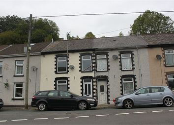 Thumbnail 2 bed terraced house to rent in Hillside Terrace, Wattstown, Porth, Rhondda Cynon Taff.