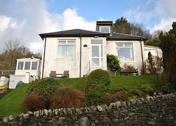 Thumbnail 2 bedroom bungalow for sale in Strone Brae, Strone, Argyll And Bute
