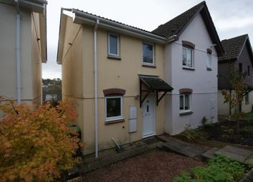 Thumbnail 2 bed semi-detached house for sale in Wallace Road, Bodmin
