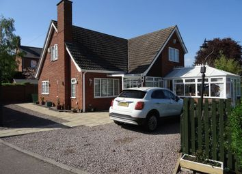 Thumbnail 4 bed detached house for sale in Cowbit Road, Spalding