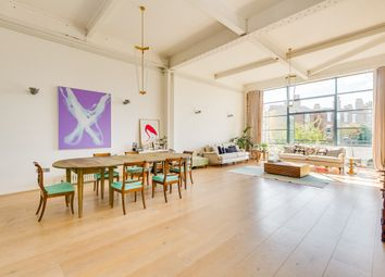 Thumbnail 3 bed flat to rent in Chiswick Green Studios, 1 Evershed Walk, Chiswick
