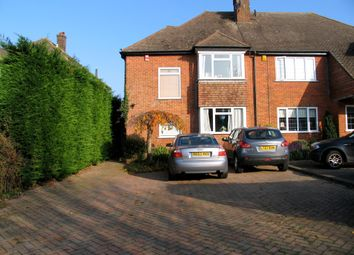 Thumbnail 3 bed semi-detached house for sale in Chiltern Avenue, Bushey
