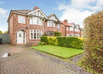 Thumbnail 3 bed semi-detached house for sale in Queensgate, Northwich, Cheshire