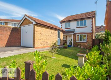 Thumbnail 3 bed detached house for sale in Otter Way, Royal Wootton Bassett, Swindon