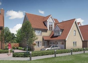 Thumbnail 5 bedroom detached house for sale in Five Oaks Lane, Chigwell, Essex