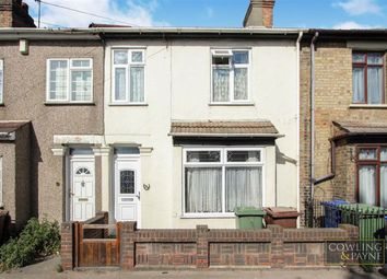 Thumbnail 2 bed terraced house to rent in West Road, South Ockendon, Essex