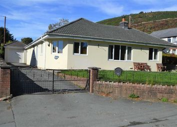 Thumbnail 3 bed detached bungalow for sale in Greenlea, Llanwnog, Caersws, Powys