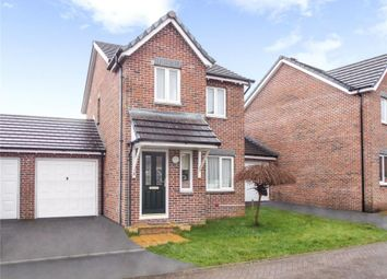 Thumbnail 3 bed link-detached house for sale in Foxglove Close, Launceston, Cornwall