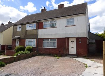 Thumbnail 3 bed semi-detached house for sale in Colwyn Road, Rumney, Cardiff