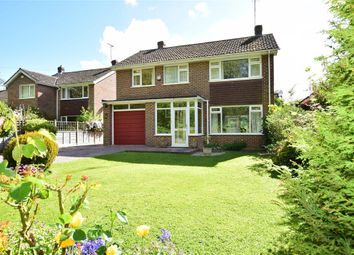 Thumbnail 4 bed detached house for sale in Hunters Way, Sheldwich Lees, Faversham, Kent