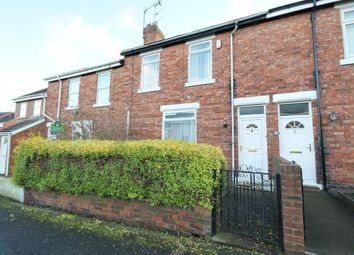 Thumbnail 2 bed terraced house for sale in Jolliffe Street, Chester Le Street