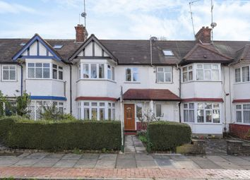 Thumbnail Terraced house for sale in Strathmore Gardens, Finchley