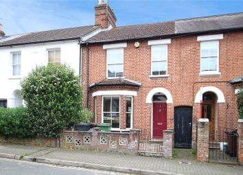 Thumbnail 3 bed terraced house for sale in Liverpool Road, St. Albans, Hertfordshire