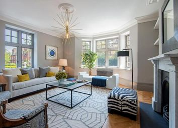 Thumbnail 3 bed flat for sale in East Heath Road, Hampstead Village, London