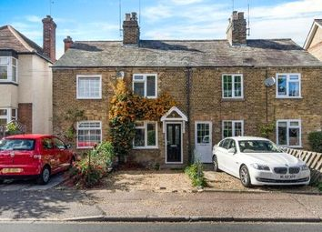Thumbnail 2 bedroom terraced house for sale in Ducombe Road, Bengeo, Hertfordshire