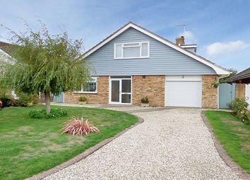 Thumbnail 3 bed detached house for sale in Regis Avenue, Aldwick Bay Estate, Aldwick, West Sussex