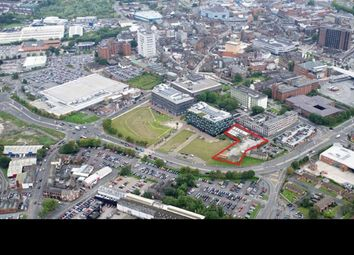 Thumbnail Land for sale in Warner Street, Stoke-On-Trent, Staffordshire