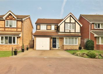 Thumbnail 4 bed detached house for sale in Wychwood Close, Sunbury-On-Thames, Surrey