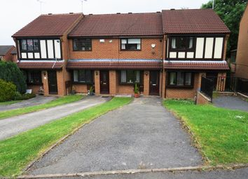 Thumbnail 2 bed terraced house for sale in Curlew Close, Uttoxeter