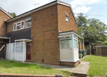 Thumbnail 1 bed maisonette for sale in Lily Street, West Bromwich
