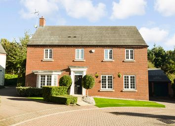 Thumbnail 5 bed detached house for sale in Lancut Hill, Rugby