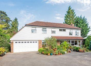 Badgers Wood, Chaldon, Caterham, Surrey CR3. 4 bed detached house