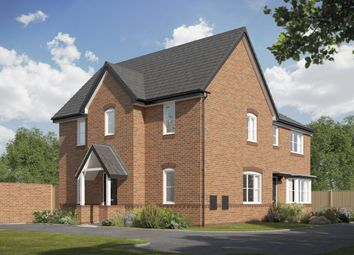 Thumbnail 3 bed semi-detached house for sale in Way's Green, Winsford