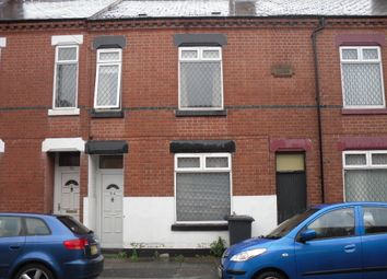 Thumbnail 3 bedroom terraced house for sale in Constance Road, Evington Leicester