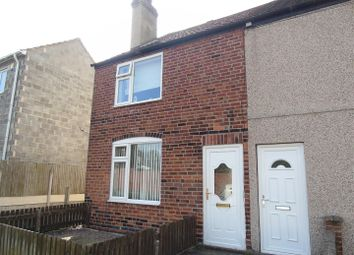 Thumbnail 2 bedroom end terrace house for sale in Charlesworth Street, Bolsover, Chesterfield