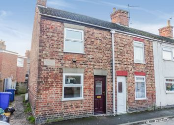 Thumbnail 2 bed end terrace house for sale in Castle Street, Boston