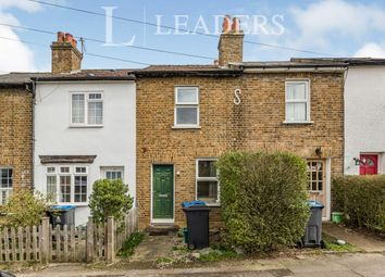 Thumbnail 2 bed terraced house to rent in Cambridge Grove Road, Kingston Upon Thames