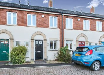 Thumbnail 2 bed terraced house for sale in Mitre Court, Taunton