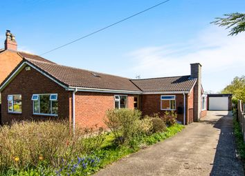 Thumbnail 4 bed detached bungalow for sale in Westfield Drive, North Greetwell, Lincoln