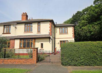 Thumbnail 4 bed semi-detached house for sale in Barrowby Avenue, Leeds
