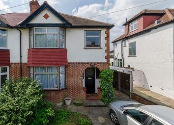 Thumbnail 3 bedroom semi-detached house for sale in Wrayfield Road, Cheam, Surrey