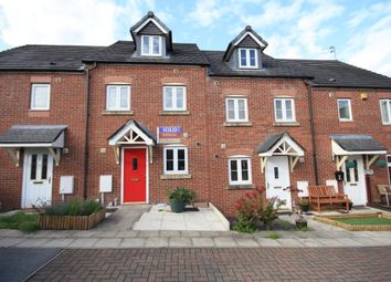 Thumbnail 3 bed town house to rent in Banksman Way, Swinton, Manchester