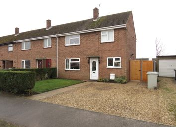 3 bed end terrace house for sale in Allen Road, Coningsby, Lincoln LN4