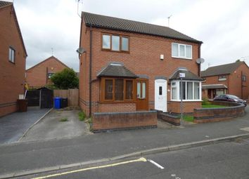 Thumbnail 2 bed semi-detached house for sale in Stanley Street, Long Eaton, Nottingham
