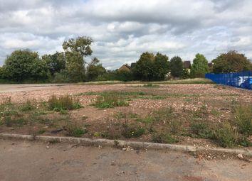 Thumbnail Land for sale in Hawksmoor Road, Stafford