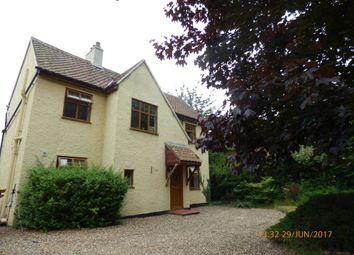 Thumbnail 3 bed detached house to rent in The Street, Geldeston, Beccles