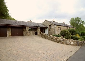 Thumbnail 4 bed detached house for sale in Hurst Lane, Rossendale