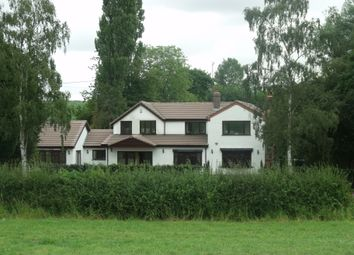 Thumbnail 5 bed country house for sale in Groby Lane, Newtown Linford, Leicester