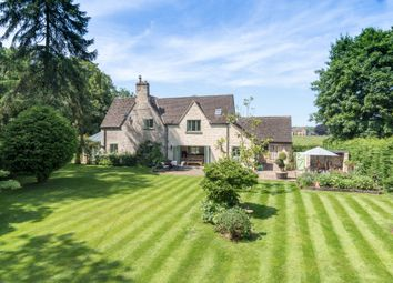 Thumbnail 4 bed detached house for sale in Westonbirt, Tetbury