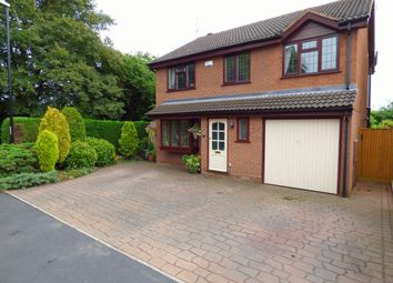 Thumbnail 4 bed detached house for sale in High Beech, Allesley, Coventry