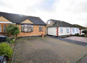 Thumbnail 3 bedroom semi-detached bungalow to rent in Princes Close, North Weald, Epping