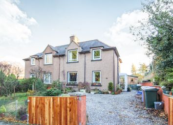 Thumbnail 3 bed semi-detached house for sale in Victoria Drive, Inverness